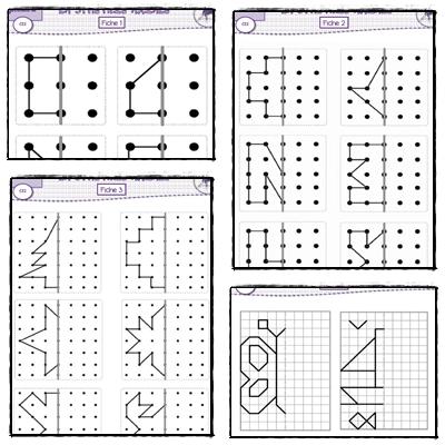 Geometrie Ma Maitresse De Cm1 Cm2